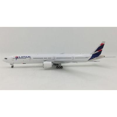 Iberia 80th Anniversary Airplane Keychain