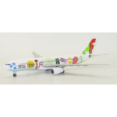 Single Airbus A380 British Airways Plane for Airport Playset