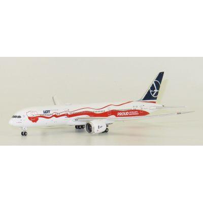 Llavero Boeing