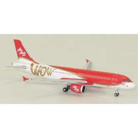 British Airways Airplane Keychain